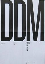 DDM POSTER, SNOW ON THE TV (R10)