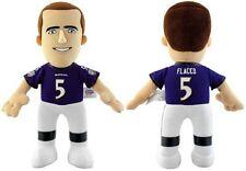 NWT NFL Baltimore Ravens #5 Joe Flacco 10-Inch Plush Doll by Bleacher Creatures