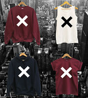 THE XX VEST, T SHIRT, SWEAT TOP or HOODIE - album band tickets