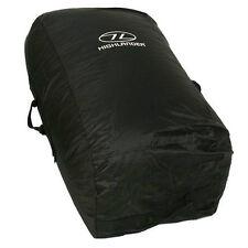 70 Ltr WATERPROOF RUCKSACK TRANSIT RAIN COVER black travel security bag LARGE