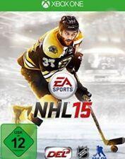 Xbox One NHL 15 Deutsch Top Zustand