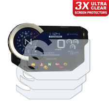 Honda CB1000R 2018+ Dashboard Screen Protectors: 3 x Ultra Clear