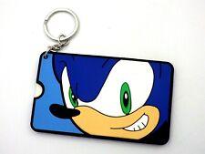 KEychain Porte-clés Sonic le Hedgehog  porte étiquette pour valise  neuf