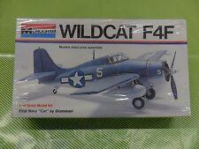 MONOGRAM 6798 - WILDCAT F4F - First Navy - 1:48 scale model kit SIGILLATO