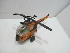 US ARMY HELICOPTER FRICTION POWERED EXCELLENT CONDITION MADE IN JAPAN WORKS