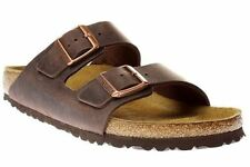 Pantofole da uomo ciabatte 100% pelle