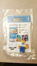 EXTREMELY RARE UNOPENED LEGO LIVE NYC 2018 LEGO LIFE EXCLUSIVE MINIFIGURE