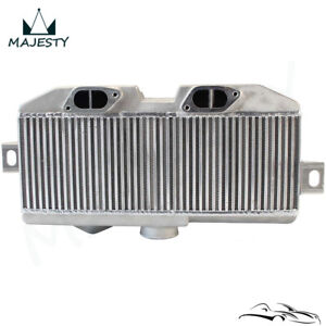Fit Subaru Impreza 02-07 WRX STI EJ20 EJ25 Bolt On top Mount Intercooler Upgrade