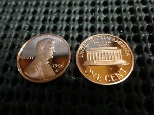 1996-S Proof Lincoln Cent