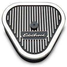 Edelbrock 4222 Elite Series Aluminum Air Cleaner
