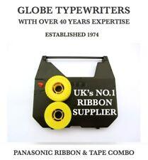 Panasonic kx-r190 électronique corrigible Film ruban & Correction Sangle COMBO