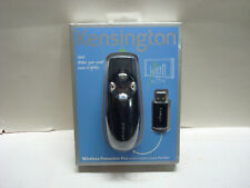 Kensington K72353Us Wireless Presenter Pro w/Green Laser Pointer. New. Sealed.