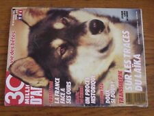 $$$ Revue 30 millions d'amis N°60 Ours FranceTrafic de chiensShih TzuLaika