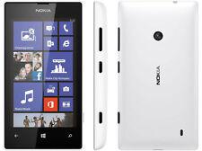Original Nokia Lumia 520 - 8GB - White (Unlocked) Windows Smartphone Wifi 5MP