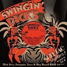 Swingin 'Dick' s shellac shaker 01+02 Hot Jive, Jumpin 'Jazz & big band... CD NEUF