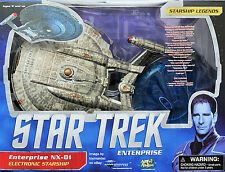 Star Trek ELECTRONIC STARSHIP ENTERPRISE NX-01 2016 REISSUE by Diamond Select