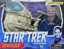 Star Trek ELECTRONIC STARSHIP ENTERPRISE NX-01 2016 REISSUE by Diamond Select