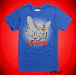 Dumbo and Mom T-shirt Classic Scene Women /& Men Graphic Tee