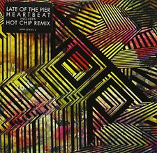 Late Of The Pier-Late Of The Pier-Heartbeat -Cds-  (UK IMPORT)  CD NEW