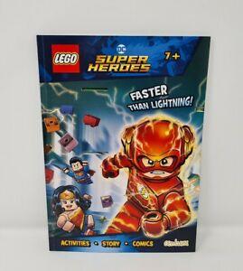 LEGO DC Super Heroes Activity Story Comic - No Minifigure