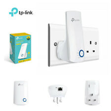 TP-LINK TL-WA850RE WiFi Range Extender 300Mbps Wall-Plug Booster All Providers