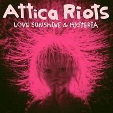 ATTICA ROOTS - LOVE,SUNSHINE & HYSTERIA   CD NEUF