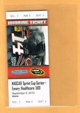 2011 Press Pass Tony Stewart Winning Ticket #25