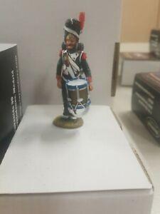 KRONPRINZ TOY SOLDIERS-  Napoleonic- First Legion, Britains- drummer
