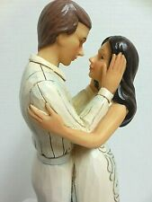 """Jim Shore """"OUR LOVE IS EVERLASTING"""" Heartwood Creek #6001557 (2018) NWT F/S"""