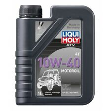 (13,46�'�/1l) Motoröl ATV 4T Motoroil 10W-40 1l Liqui Moly 3013