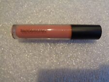 BareMinerals Gen Nude Buttercream Lipgloss Snarky - rosy pink with gold pearl
