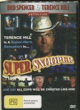 Super Snooper DVD Sergio Corbucci 1980 BRAND Bud Spencer Terence Hill