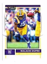 Malachi Dupre , (Rookie) 2017 Panini Score, #376 , Football Card !!