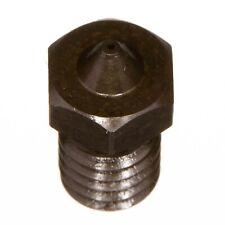 1x V6 Düse/Nozzle aus gehärtetem Stahl (J-head), 0.4mm Düse für Carbon-Filament