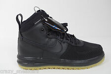 NIKE LUNAR FORCE 1 DUCKBOOT WATERSHIELD UK 10 EUR 45 US 11 805899-003 AF1