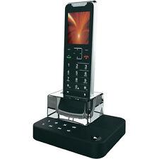 MOTOROLA IT.6.1T Telefon so dünn wie ein Smartphone Bluetooth schwarz
