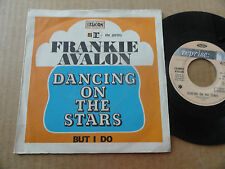 "DISQUE  45T  DE FRANKIE AVALON  "" DANCING ON THE STARS """