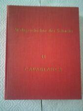 CAPABLANCA: Weltgeschichte des Schachs Lieferung 14, 1963