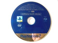 56813 Military Multi Demo - Sony PS2 Playstation 2 (2004) SCED 52355