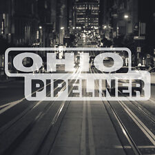 Ohio Pipeliner Pipe Liner Decal Vinyl Oil Gas Pipeline Sticker Cleveland