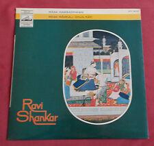 RAVI SHANKAR LP ORIG FR 60'S RAGA HAMSADHWANI