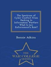 The Spectrum of Cyber Conflict from Hacking to Information Warfare: What Is Law