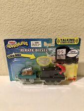 New Thomas & Friends Take-N-Play Portable Railway Talking Pirate Diesel Die-Cast