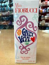 Fiorucci Miss Fiorucci only Love Eau de Toilette  ml 100 spray