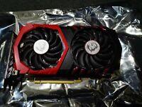 MSI GeForce GTX 1050 Ti GAMING X 4G MS-V335 Rev 1.2