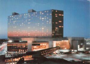 Hyatt Regency Columbus Ohio Hotel Convention Center Complex Vintage Postcard K05
