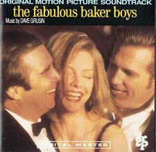 The Fabulous Baker Boys Dave Grusin Music CD 1989 Makin' Whoopee Free Shipping