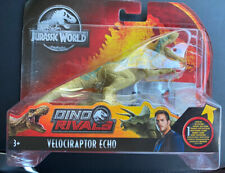 Jurassic World Dino Rivals Velociraptor Echo - New in stock