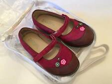 NWT Gymboree Cute as a Button Suede Mary Jane Shoes Sz 8