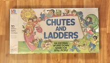 VINTAGE 1979 MILTON BRADLEY CHUTES AND LADDERS GAME-BRAND NEW & SEALED- RARE!